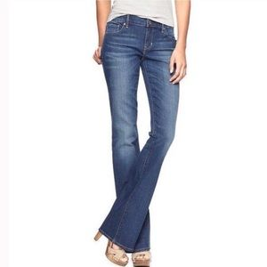 Sexy Bootcut Jeans 8 Long